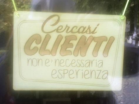 CERCASI cliente 480