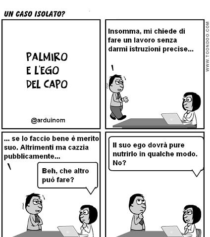 Palmiro ego capo
