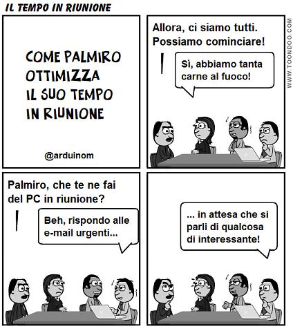 Palmiro in riunione