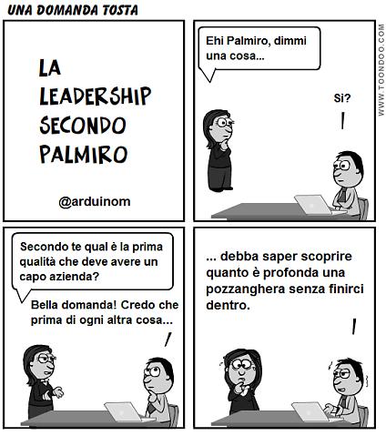 Palmiro leadeship