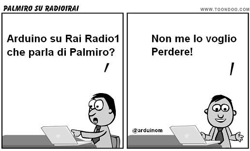 Palmiro radiorai
