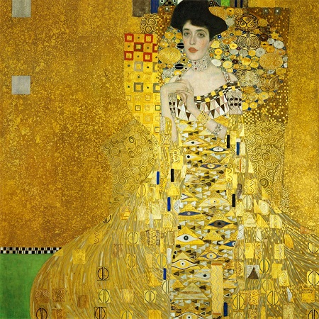 Woman in gold - Adele-Bloch-Bauer-Gustav-Klimt-1024x1024